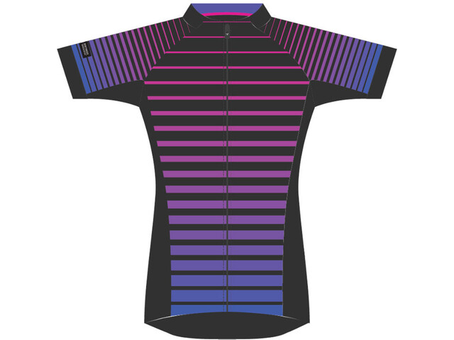 ... Bontrager Anara LTD Bike Jersey Shortsleeve Women purple black.  Bontrager ... b00d59f87